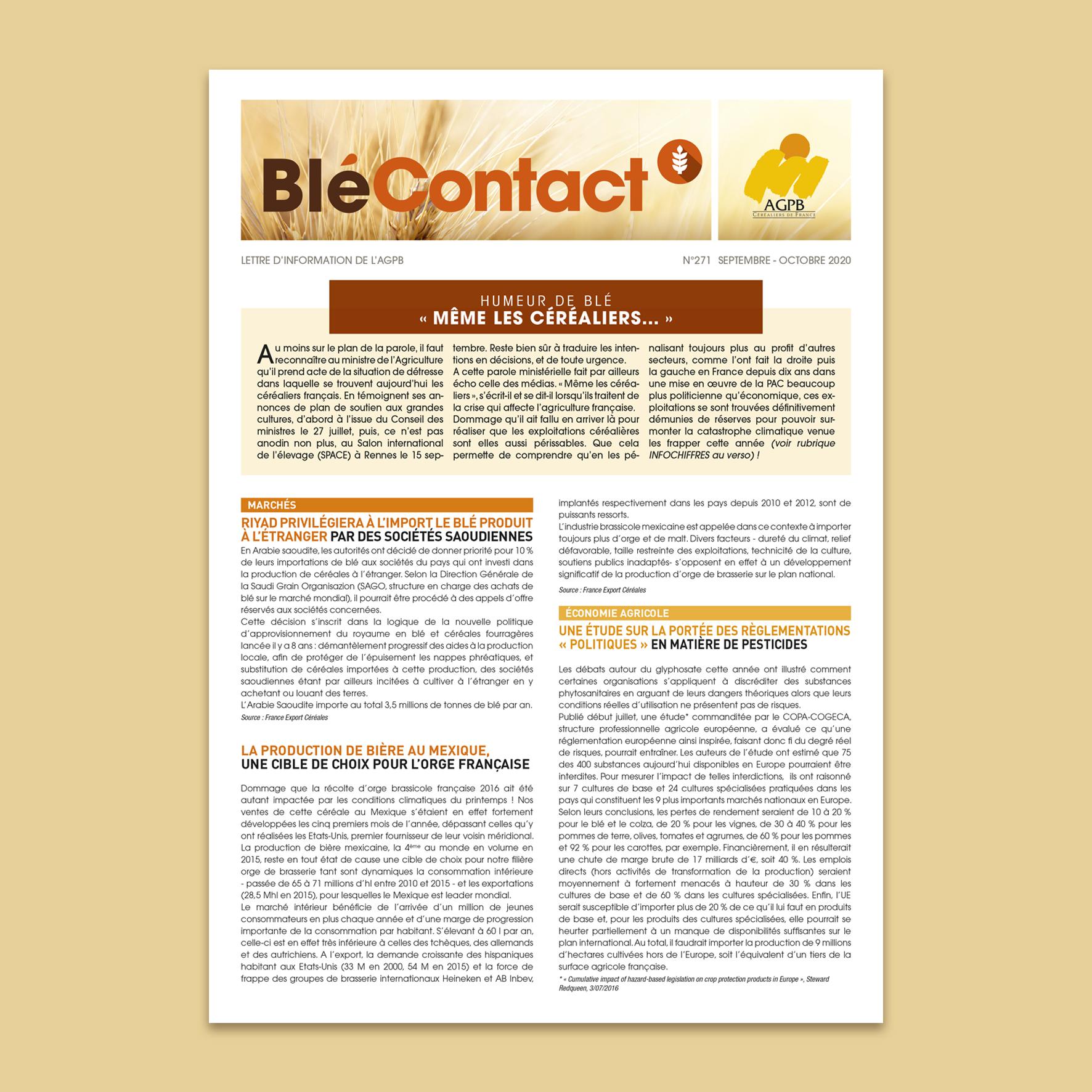 Newsletter AGPB